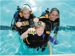 Scuba Rangers Adventure Week with Divetech at Cobalt Coast Resort