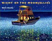 Book Review - Night of the Moonjellies by Mark Shasha