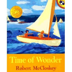 Book Review - Time of Wonder by Robert McCloskey