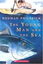 Book Review - The Young Man and the Sea by Rodman Philbrick